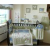 100% cotton baby bedding with printing