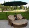 2011-AWRF5533/outdoor furniture/PE rattan furniture-UV