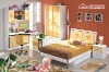 2011 Hot sales colourful children furniture is made from MDFboard for teenager