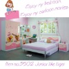 2011 New Design- MDF+ High Gloss UV Children Furniture Colloction