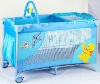 2012 HK fair baby bed cot new design EN716 high quality