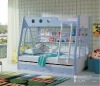 2012 new design DIY bunk children bed is made from MDFboard for teenager