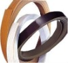 2mm PVC edge banding blue qualified by ISO9001 HXS9114