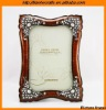4*5 inch Classic Floral Victrrian picture frame red(CE)