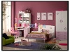 633# Purple & Matte Teenager's Bedroom Sets