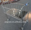 AG-CB005 Stainless Steel Adjustable Baby Crib