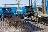 AWRF6106--2012 MODERN DESIGN PE wicker patio lounge bed,UV-RESISTANT,WATERPROOF,SUPPLIER