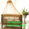 AX-Cute Baby Crib 2011 with mosquito net