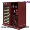 All-in-one Refrigerated Wooden Wine Furniture