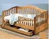 Baby&children junior bed&wooden toddler bed