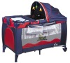 Baby playpen * Three section foldable canopy