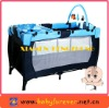 Baby playpen with safest corners