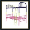 Beautiful and colorful bunk bed for children