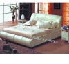 Bedroom modern soft bed A2039