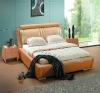 Bedroom modern soft bed A2107