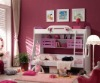 Bunk Bed With Stair Cabinet 856B