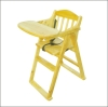 CT1001 Wood baby chair