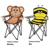 Cartoon Animal Kids Folding Chair