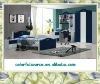 Child wooden bedroom furniture -607