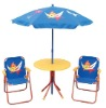 Children furniture set - cartoon table and chair