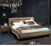 Comfortable Golden Soft Bed A2011