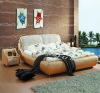 Comfortable soft bed A2118