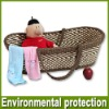 Eco-friend baby basket