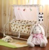 Electric swing baby cradle (new design)