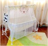 Electric swing baby crib (BX-A31)