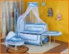 Fashionable baby bed
