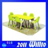 Food Grade Plastic Chair and Table WT-K9583C