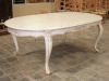 French Furniture-French Oval Dining Table