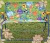GK-003  2seats children bench  (EN71,CPSIA approval)