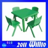 Good and Cheap Kids Kindergarten Table WT-TB0391