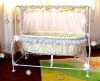 Intelligent baby cot cradle with big loading capacity