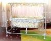 Intelligent swing baby crib---EXW price or FOB price