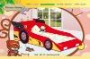 Kids Cute Car Bed 651ST-01