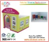 Kindergarten furniture wooden house