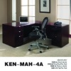 L shape executive office  desk KEN-TYP9