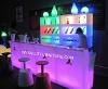 LED PLASTIC BAR COUNTER/ILLUMINATED BAR TABLE