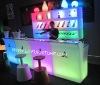 LED PUB TABLE/LED FLASHING BAR COUNTER/LED PLASTIC BAR TABLE/LED MODERN BAR FURNITURE