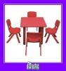 LOYAL safari table and chairs