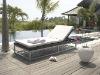 Leisure outdoor furniture-rattan lounge