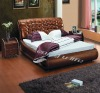 Luxury Simple Design Soft Bed A2202