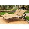 MY11IR11-outdoor sun lounger