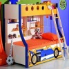 Modern MDF children bunk bed
