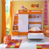 Modern MDFchildren bunk bed