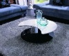 Modern style wooden high gloss coffe table