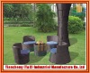 Outdoor Rattan Sofa Chair