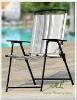 PE net cloth chair  HLFC025